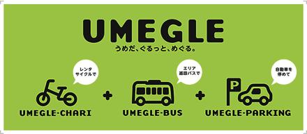 [C]ふとUMEGLEを利用したら予想以上に快適!!梅田歩きで疲れたらUMEGLEに乗ってみよう!!