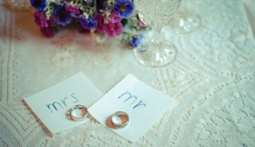 [C]突然ですが結婚します!そんな僕がスムーズに結婚式場を選ぶために決めたルール