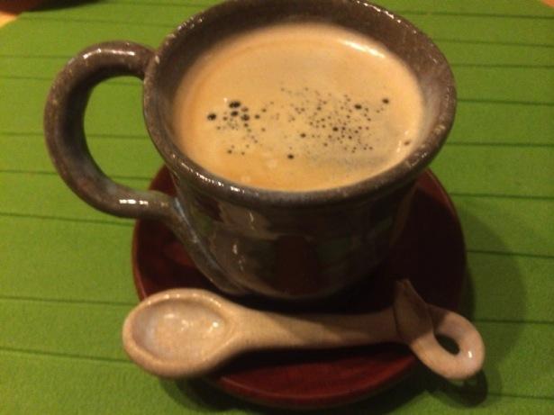 ポトリエ(pote-rie)のコーヒー