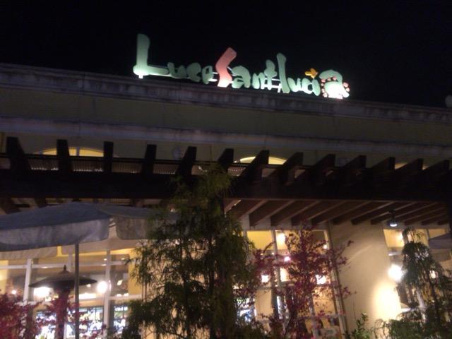 [C]パスタもピッツァも激ウマ!さらに雰囲気抜群の松井山手ルーチェサンタルチアのディナーは最高!
