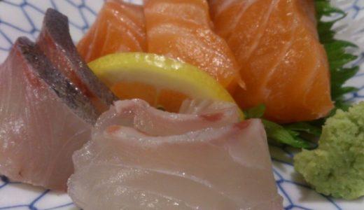 [C]大阪第3ビルの徳田酒店。日本酒に合う海鮮なお刺身が絶品!