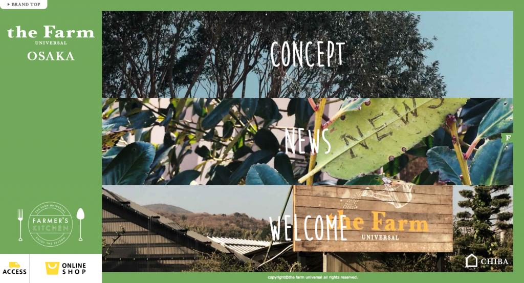 the Farm UNIVERSAL