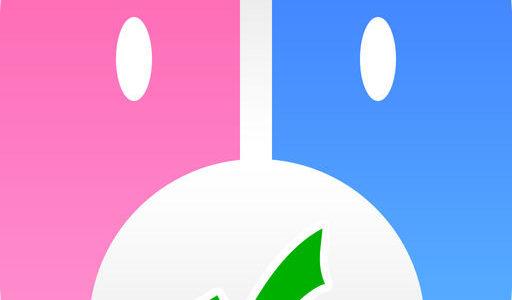 [C]スマホのスクショ2枚を簡単に合成できるiPhone無料アプリ ナラベルコ(旧称:Twin Collage)