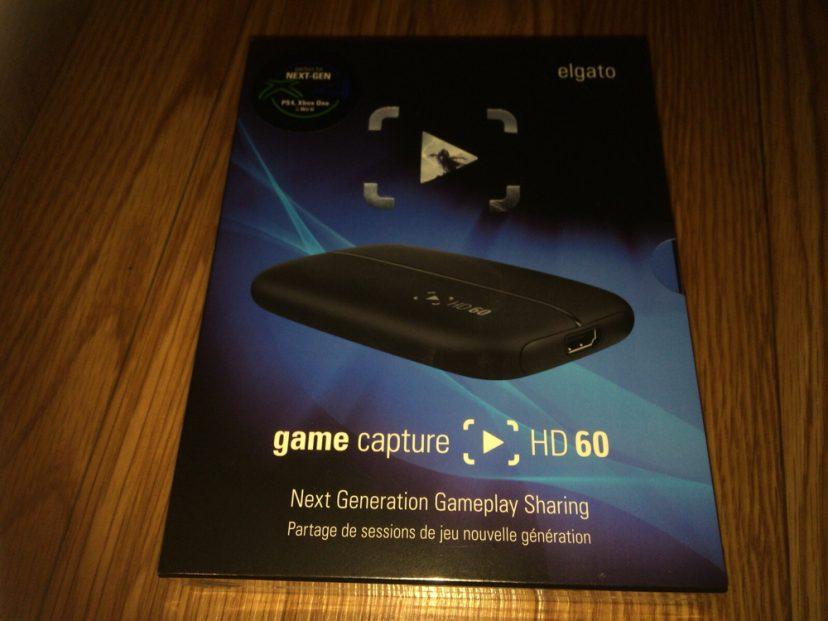 [C]MACとPS4でゲーム実況するならelgato Game Capture HD60というゲームキャプチャーボードがオススメ!