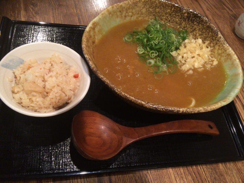 [C]十三のうどんばか平成製麺所。細麺でコシも出汁も最高のうどん屋発見!
