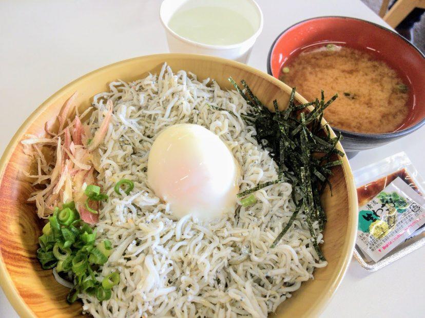 [C]魚太郎の釜揚げしらす丼がボリューム満点で絶品過ぎる!