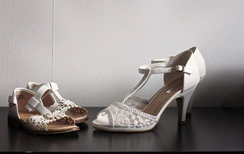レディース(婦人靴)各国サイズ換算表