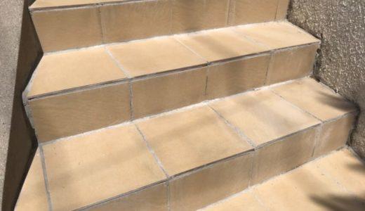 【外構DIY】 玄関アプローチのタイル張り替えに使った工具・材料・費用一覧