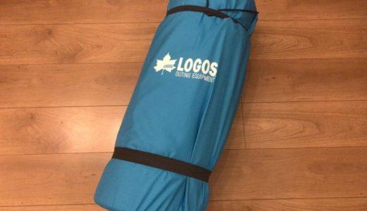 LOGOS セルフインフレートマット DUO レビュー 【寝心地最高】キャンプにおすすめのアウトドアマット
