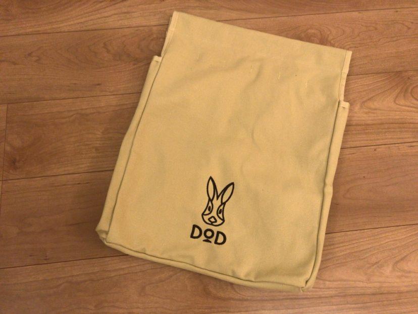 DOD ステルスエックスの帆布