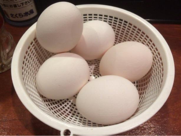 さくら水産の生卵