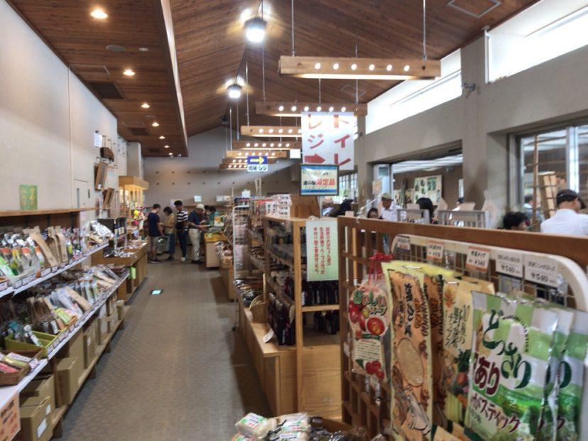 道の駅「能勢(くりの郷)」で販売されている商品