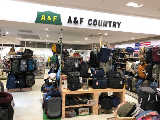 A&Fカントリー